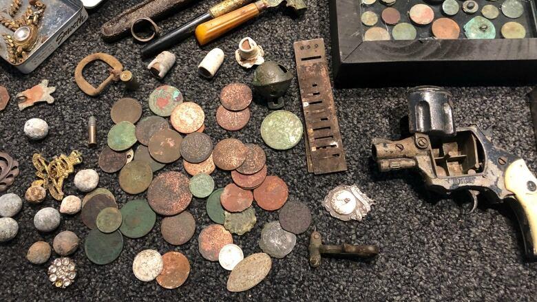 Treasure buddies' scour Saint John for interesting finds