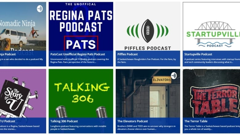'There are voices to be heard': New Sask. podcast network shining light on local content