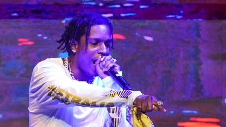Congressman, celebs push for A$AP Rocky's release from jail