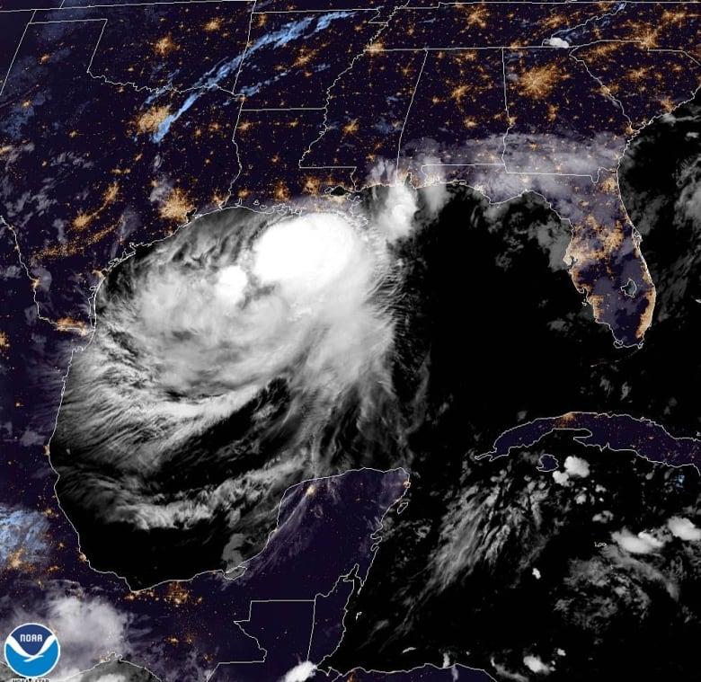 Barry makes landfall on Louisiana coast Tropical-storm-barry