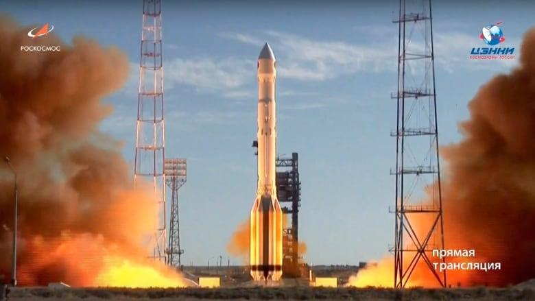 Russia blasts cutting-edge space telescope into orbit