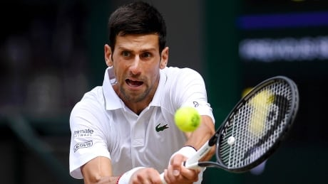 Djokovic repeats as Wimbledon champ, denying Federer 9th title in epic final