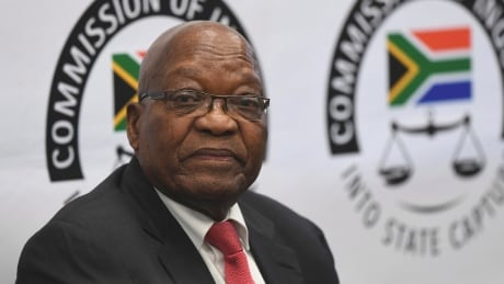 South Africa Corruption Ex-President