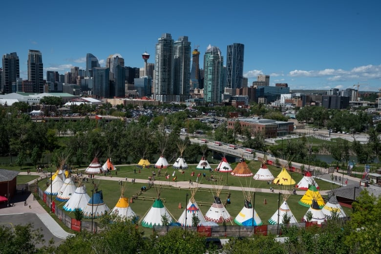 The Stampede Announced In 2018 That Elbow River Camp Would