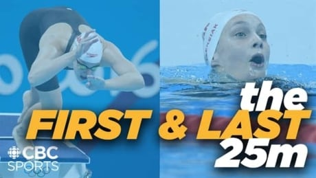Penny Oleksiak | The First and Last 25 metres