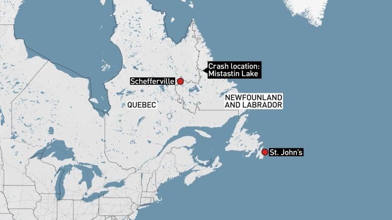 RCMP release new details on Labrador floatplane crash