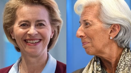 2 women vying for Europe's top jobs