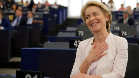 EU-JOBS/VONDERLEYEN-VOTE