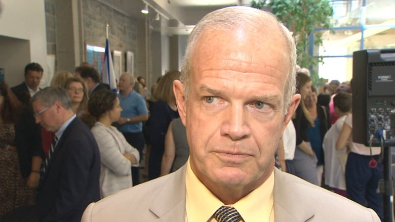 Why the justice minister won't weigh in on the Glen Assoun case just yet