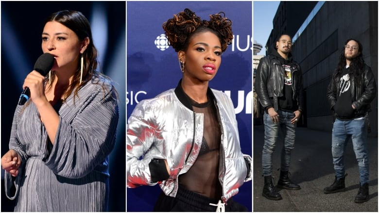 Quebec artists dominate, hip hop shines on Polaris Music