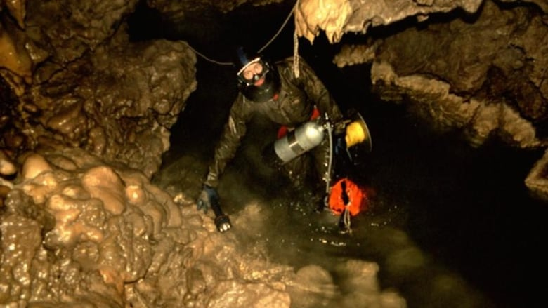 One of Canmore's best-known caves is being remapped after new section found
