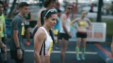 Lanni Marchant is ready to run without pain