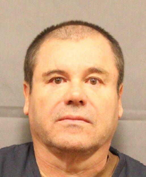 Drug kingpin Joaquin 'El Chapo' Guzman gets life sentence