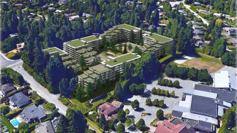 West Vancouver puts hold on 390-unit apartment project