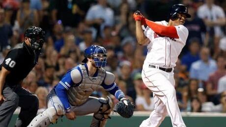Game Wrap: Rafael Devers burns Blue Jays in Boston win