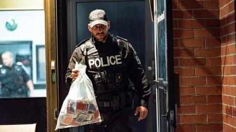 Figliomeni Crime Family mafia bust York police