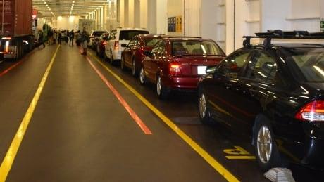 bc ferries cars