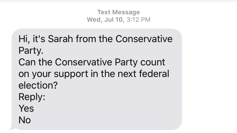 Get a text from Sarah? Why it's allowed and what you can do to stop it