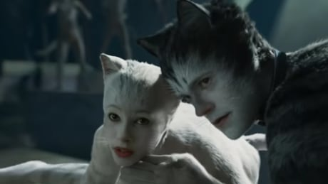 New Cats movie trailer brings out the claws