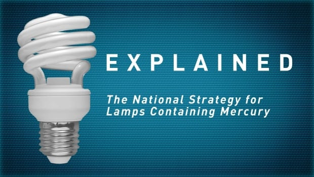 Explained: The national strategy for mercury lamps and light bulbs