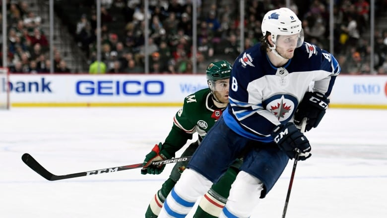 Jacob Trouba Signs Seven-Year Deal With Rangers