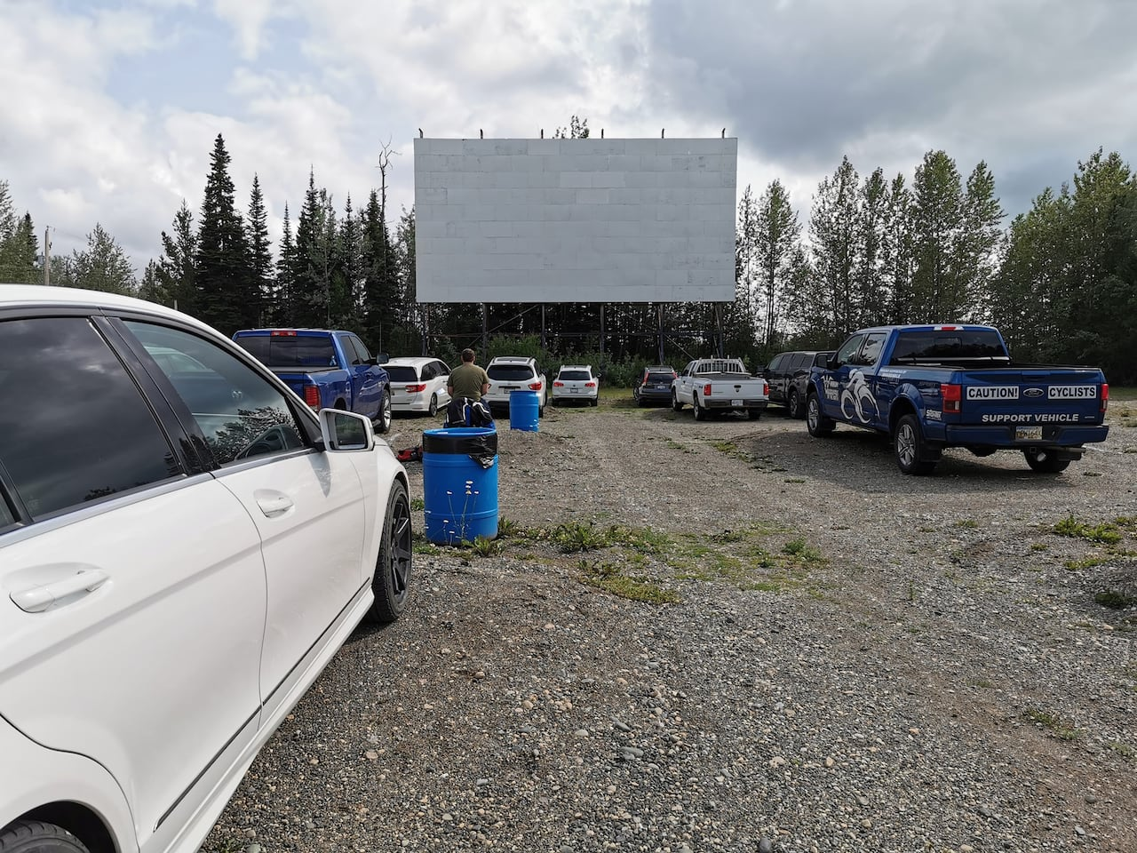 Drive In Theatres Stage A Comeback In The Era Of Physical Distancing Cbc News