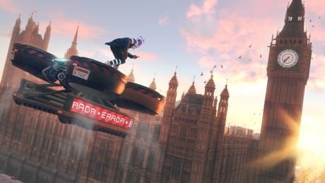 As many video games tiptoe around politics, Ubisoft's Watch Dogs Legion drops players into post-Brexit London