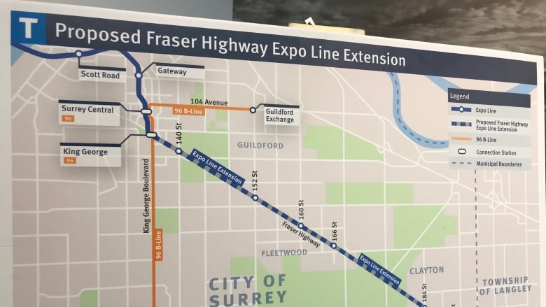 Mayors Approve Moving Forward On Surrey Skytrain Extension