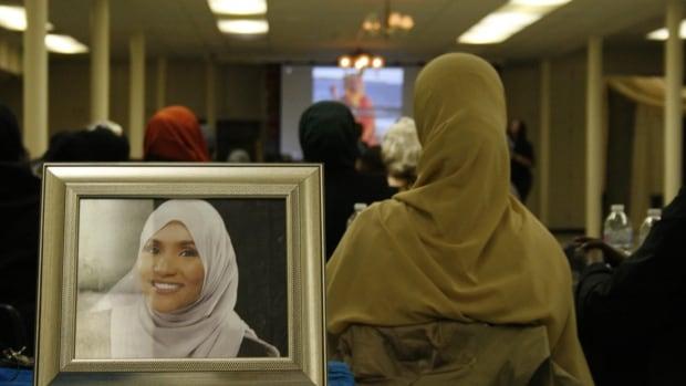 Friends, community gather to celebrate legacy of Hodan Nalayeh | CBC News