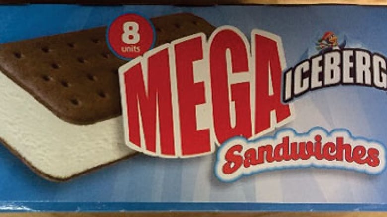 Some ice cream sandwiches recalled over risk of metal particles