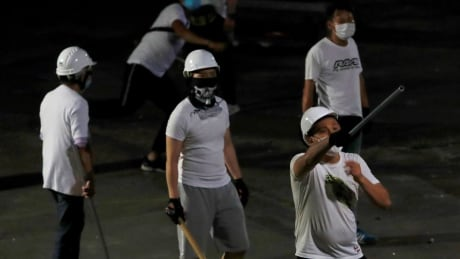 Why triad gangsters may have attacked pro-democracy Hong Kong protesters