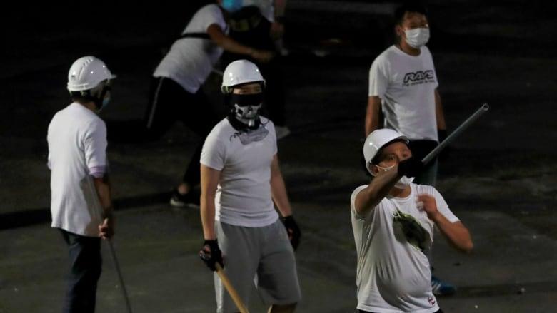 Hasil gambar untuk Police hongkong failure
