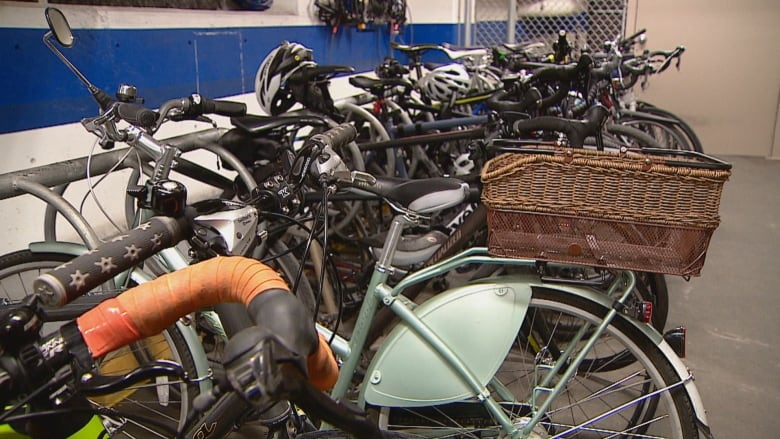 Calgary Police Partner With Online Bike Registry To Curb Thefts