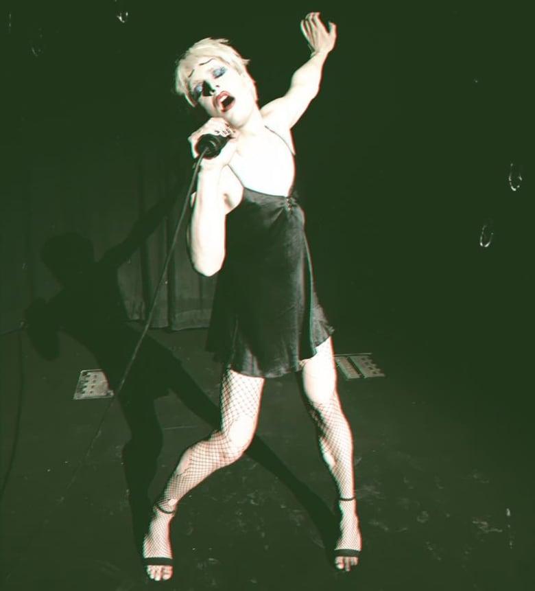 Transgender musical hits stage for P.E.I. Pride