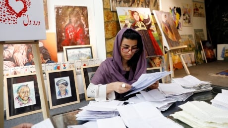 Afghanistan letter-writing campaign