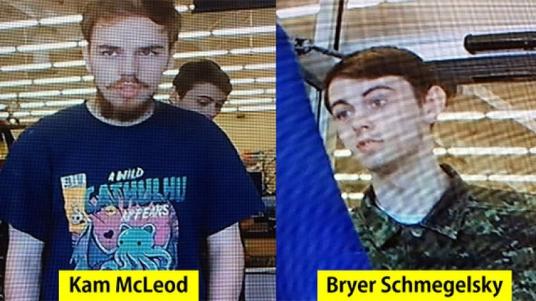 What we know about Kam McLeod and Bryer Schmegelsky, targets