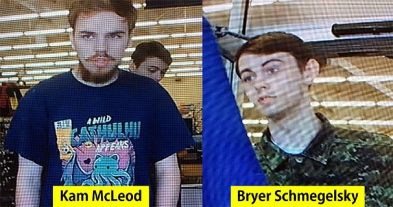 Bryer Schmegelsky & Kam McLeod May Have Had Help Escaping Police