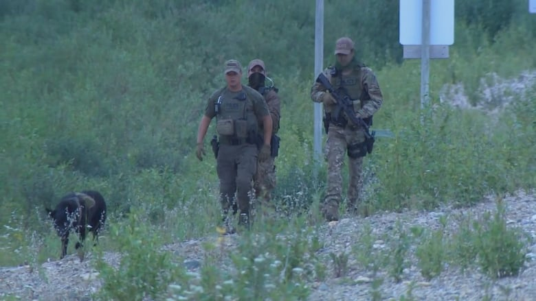 Buggy, boggy and brutal: Area of northern Manitoba manhunt is