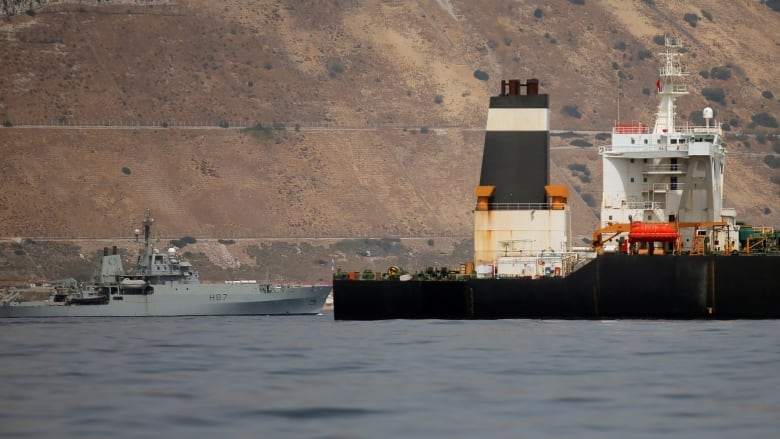 Royal Navy to escort British-flagged vessels in contentious