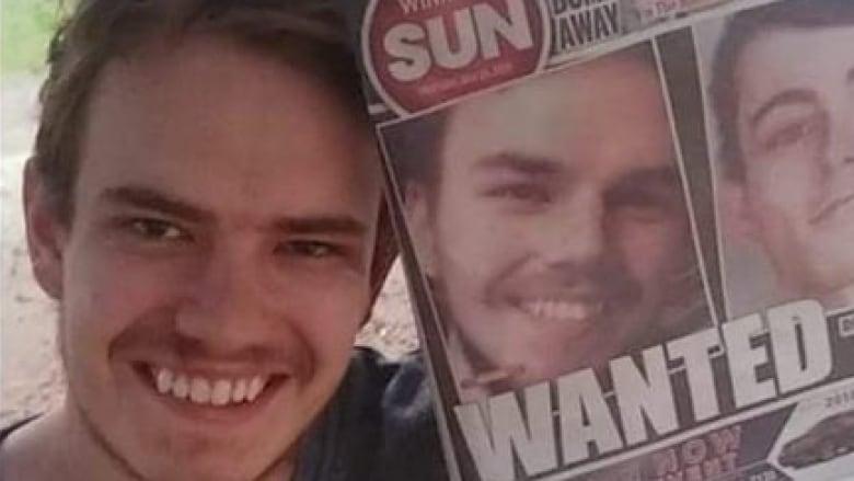 False alarm: Online photo not B.C. fugitive, Mounties warn against spreading rumours