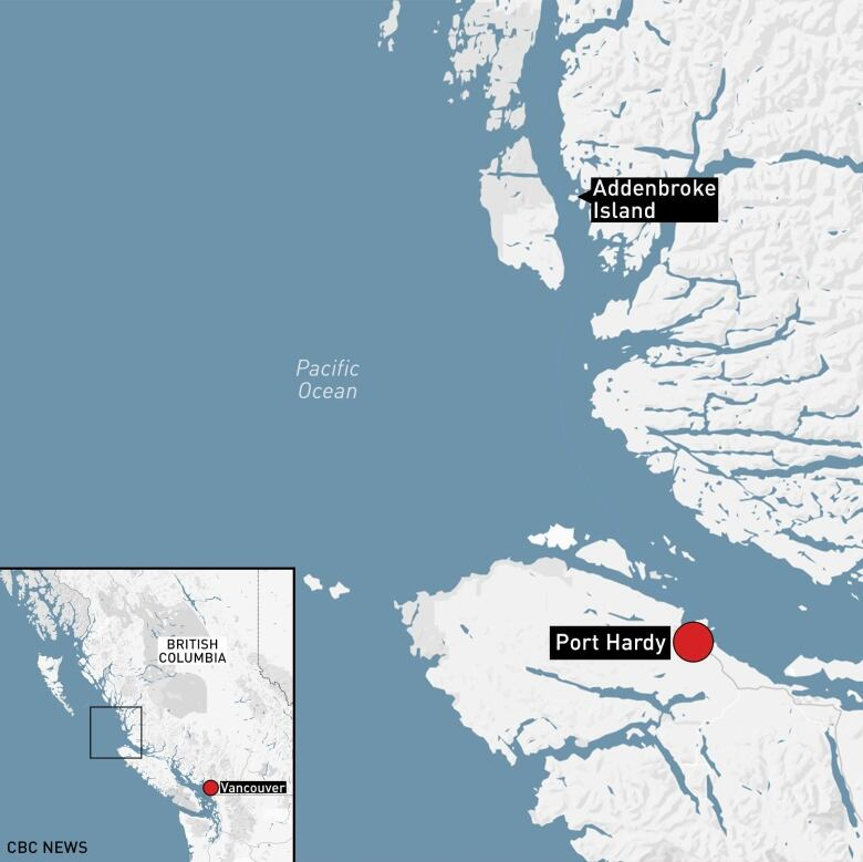 4 dead, 5 in hospital after floatplane crash north of Vancouver Island