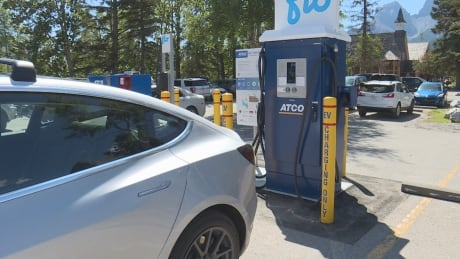 bow valley electric vehicle charger