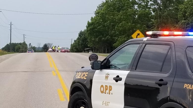 Man dead after single vehicle crash in Huron-Kinloss