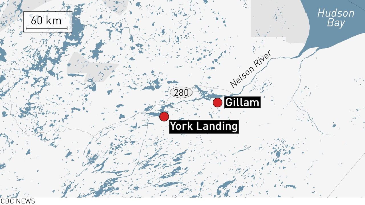 Map Of York Canada.I Pray This Is All Over Tonight Rcmp Searching York Landing Man