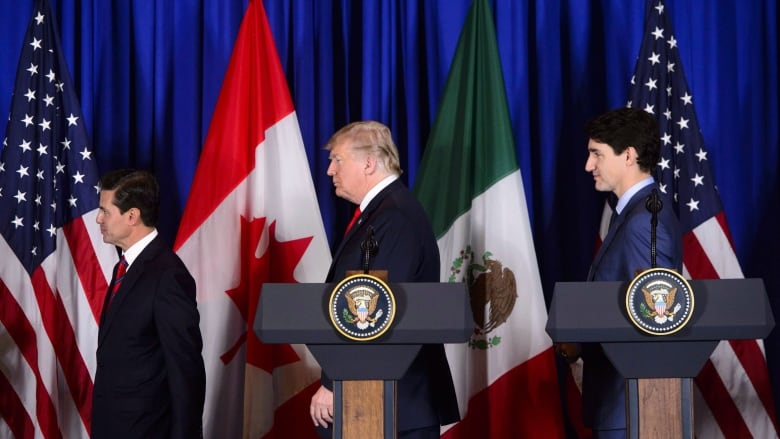 U S  House breaks with no new NAFTA tabled for ratification