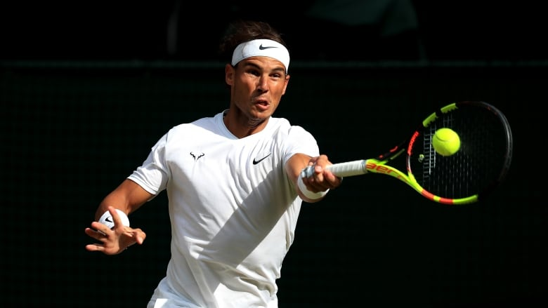 Nadal named top seed for Rogers Cup after Djokovic, Federer withdraw