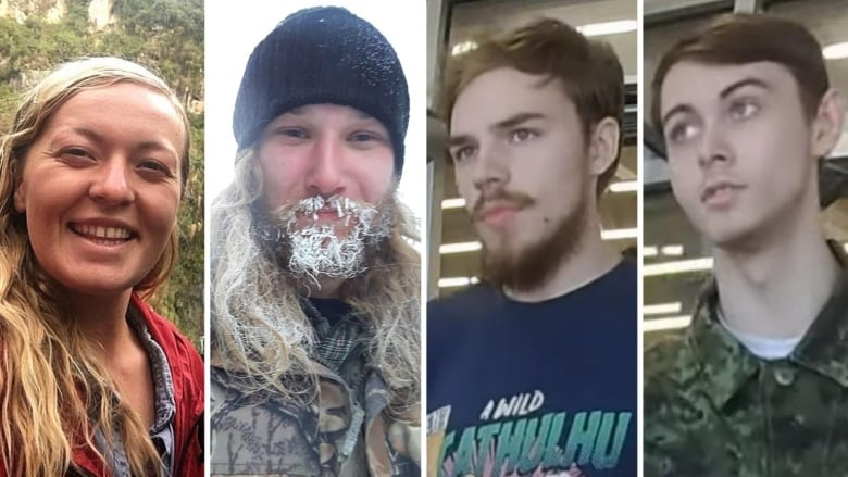 3 victims, 2 suspects dead: What we know about the northern B.C. cases
