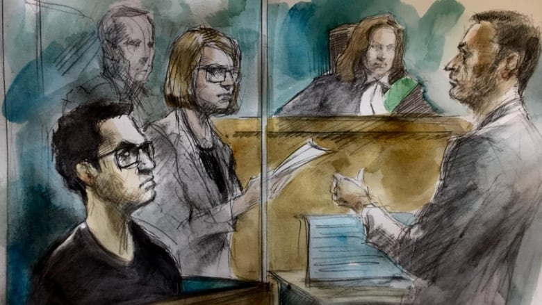 Ontario man who slaughtered entire family in their home gets life in prison  | CBC News
