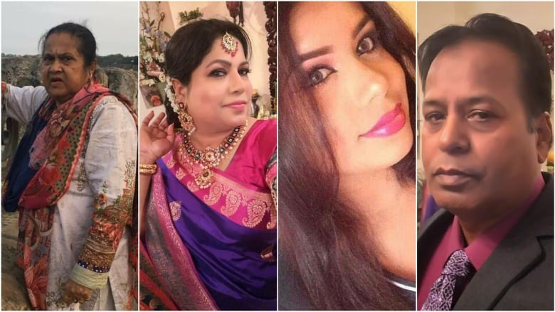 4 killed in Markham, Ont , were part of the same family