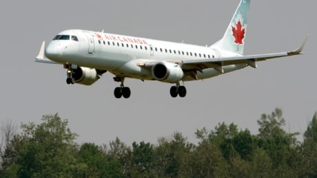 Air Canada ottawa international airport yow